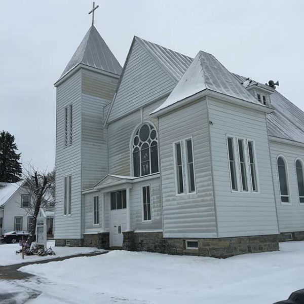 First Presbyterian Church of Rouses Point, NY